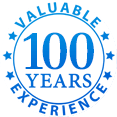100 Years Valuable Experience